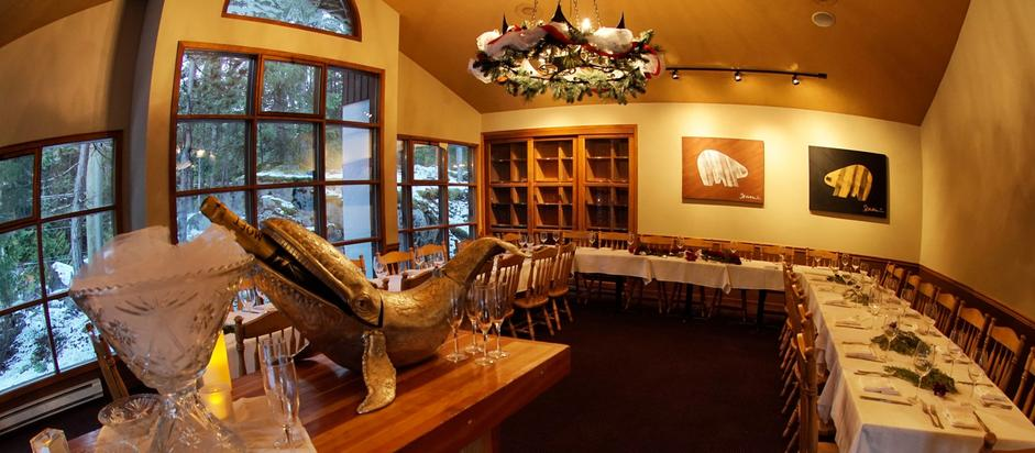 Palm's Picks – Top 5 Whistler Restaurants for Dinner