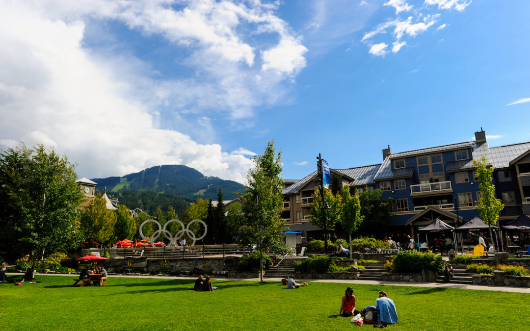 This Week's Whistler Real Estate Market Update