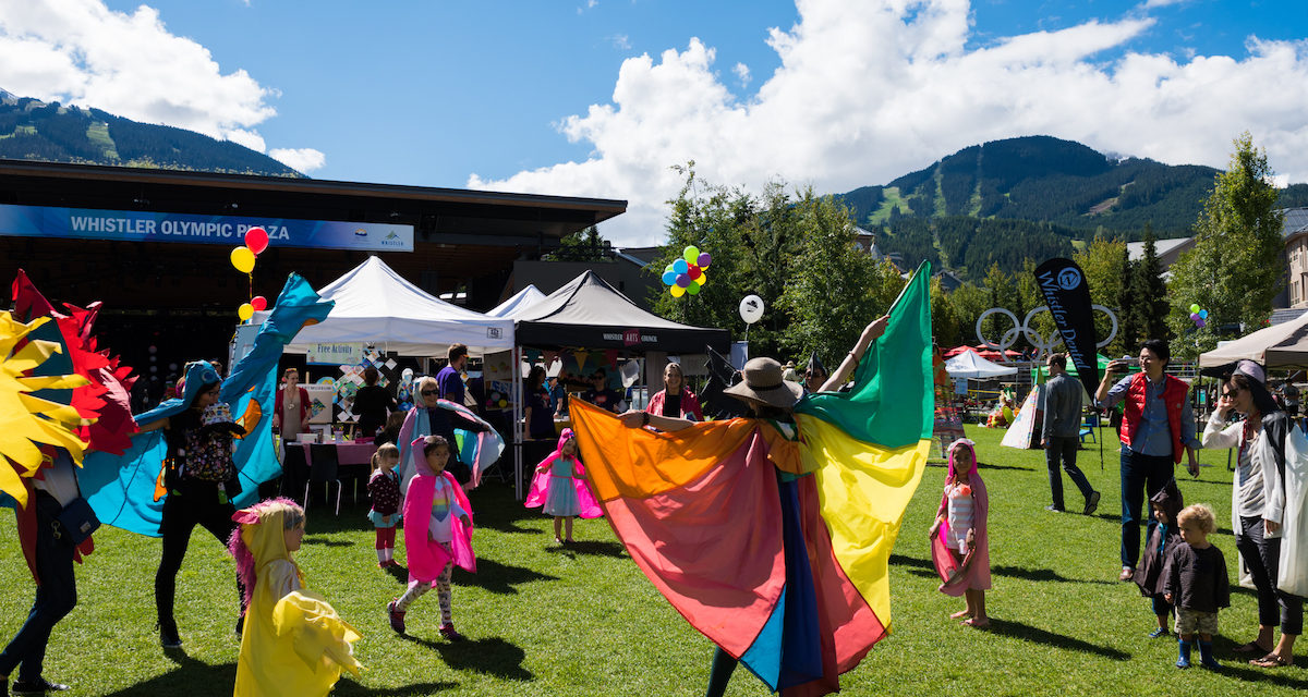 Whistler Children's Festival & Market Update